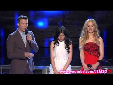 SUMMARY: Bottom Two Verdict - Week 10 - Live Decider 10 - The X Factor Australia 2014