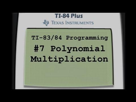ti 84 plus manual programming