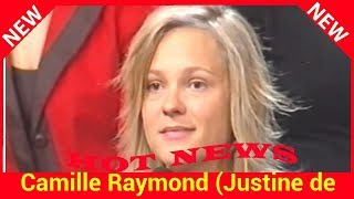 Camille Raymond (Justine de Premiers baisers) travaille aujourd'hui… au FMI!