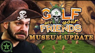 Night at the Museum - Golf With Your Friends
