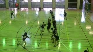 ハンドボールhandball 麻布大学×自治医科大学 後半2