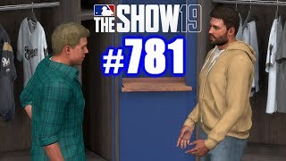 AN IMPORTANT CONVERSATION WITH BARNWELL! | MLB The Show 19 | Road to the Show #781