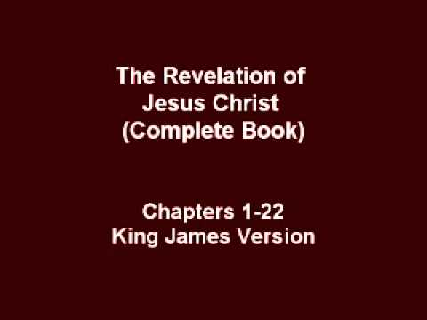 Book Of Revelation Of Jesus Christ (complete) - Audio Bible King James Version video