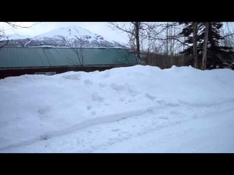 winter in Alaska.MOV
