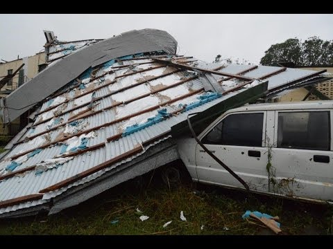 Cyclone Ita hits Qld    minimal damage in Cooktown