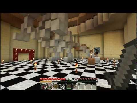 Minecraft Custom Map:Jurassic Park Part 2- Bye, bye Dinosaurs =(