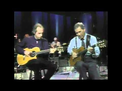 Chet Atkins&Mark Knopfler - Imagine.