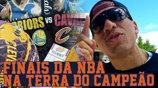 DA NBA HOUSE DIRETO PRA CLEVELAND OHIO ft. CAIO PERICINOTO