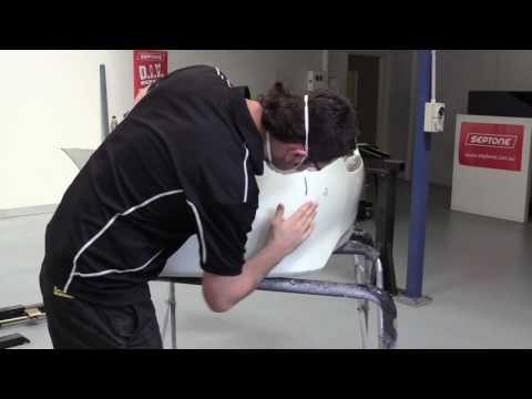 Repairing A Plastic Bumper