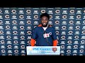 Jaylon Johnson: 'My mind is more at ease' in year 2   Chicago Bears