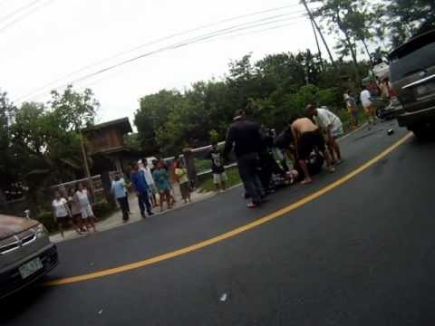 Talisay accident