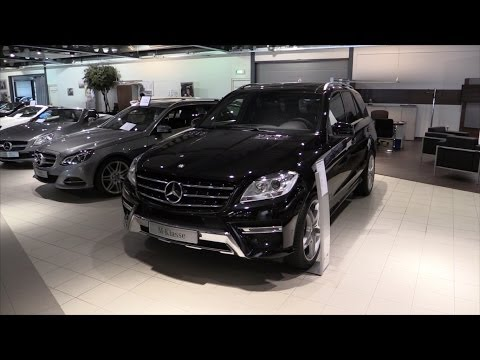 Mercedes-Benz ML Designo 2015 In Depth Review Interior Exterior...