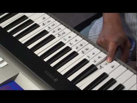Pagale Vennela How To Play On Keyboard Part 3 video