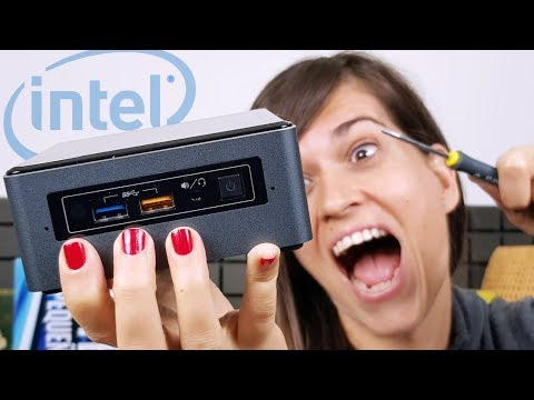 EL MINI PC MAS POTENTE DEL MUNDO!! Regalito de Intel
