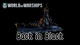 World of Warships - Back in Black