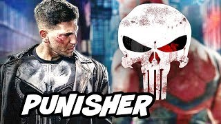 The Punisher SEASON 1 Cast  and Marvel Defenders THEORY