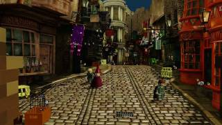 Lego Harry Potter Años 1-4 Trailer # 2 Sub