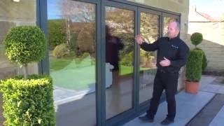 The Panoramic Patio Door System