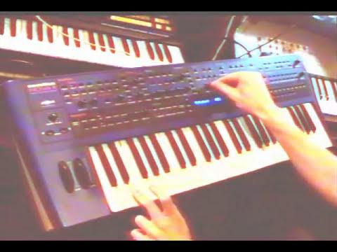Novation Nova 2 | demo (1 of 2) by syntezatory.prv.pl