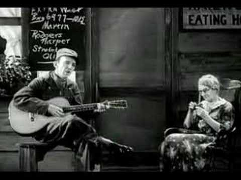 Jimmie Rodgers - Waiting For A Train