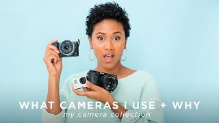 What Cameras I Use + Why : Awesome Stuff Week | TECH TALK