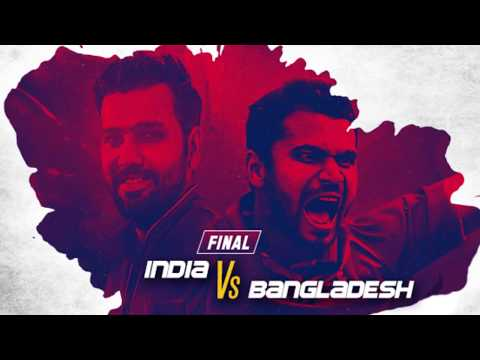 Asia Cup 2018 Final INDvsBAN match highlights