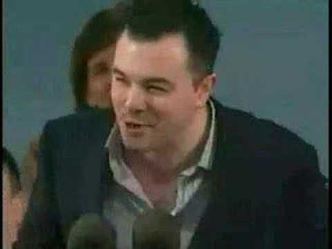 Seth MacFarlane's Harvard Class Day Speech (1 of 4)