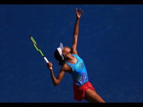 2017 Rogers Cup Second Round | Venus Williams vs Kateřina Siniaková | WTA Highlights