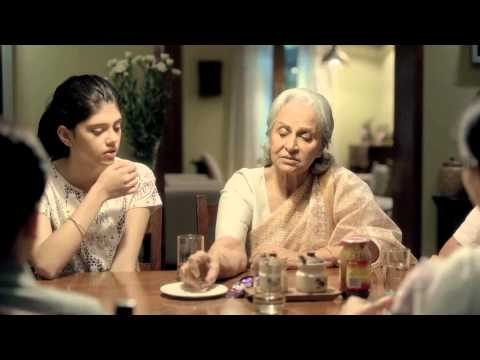 Cadbury Dairy Milk Home Treats TVC (Nani)