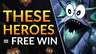 How to WIN IN THE DRAFT - Tips to Counter Pick | Dota 2 Gameplay Guide