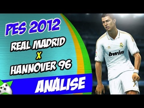 Pes 2012 UEFA Champions League - Real Madri x hannover 96