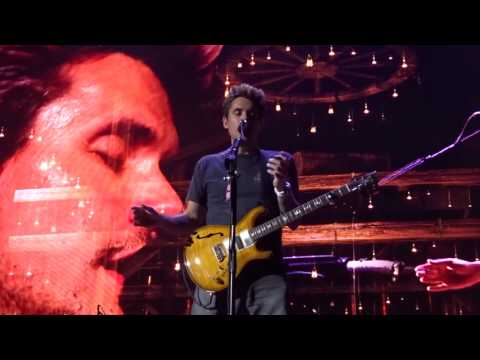 John Mayer, If I Ever Get Around To Living, Pepsi Center, July 19,2017