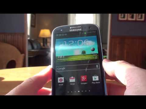 How to turn off auto wifi on galaxy s3