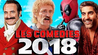 LES MEILLEURES COMÉDIES 2018