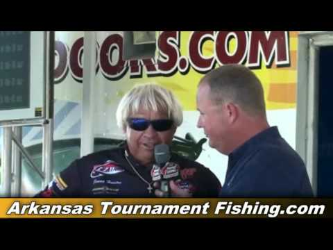 FLW 2009 on Lake Dardanelle in Arkansas