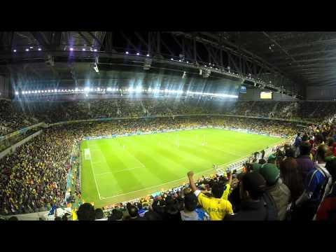 ECUADOR 2 VS HONDURAS 1 BRASIL 2014