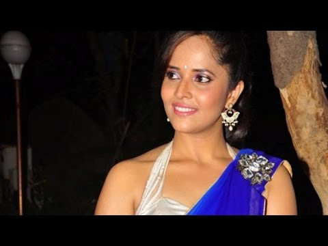 Anchor Anasuya's Clarification on Allu Arjun Controversy Photo Image Pic