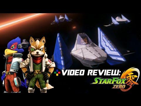Star Fox Zero - Review | Nintendo Inquirer