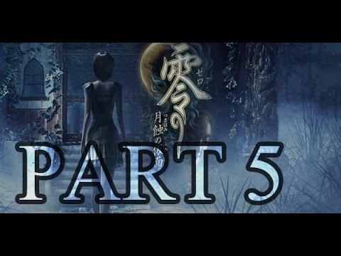 Fatal Frame IV: Mask of the Lunar Eclipse HD ENGLISH Blind Playthrough Part 5