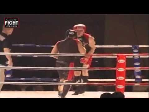 Jeff Siegel VS James Li - Middleweight MMA - Part 1 of 2