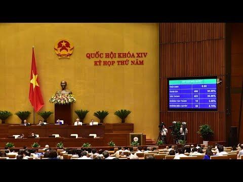 Quốc Hội VN thông qua Luật An ninh Mạng – phản ứng, bình luận | BBC Vietnamese