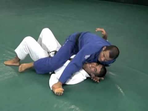 Gracie Breakdown - Triangle Choke from the Mount Image 1