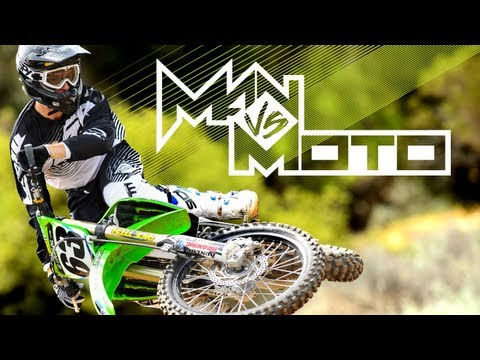 Man Vs Moto: Episode 1