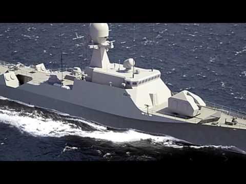 Мощь Российского флота  новинки ВМФ России  компактно, экономно и очень сердито