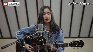 Anji Menunggu Kamu -  Cover chintya Gabriella