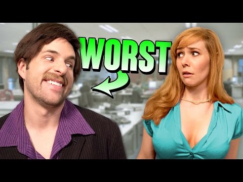 9 Most Horrible Bosses video