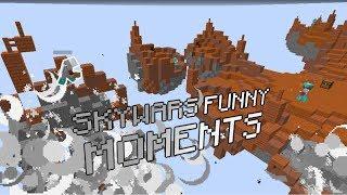 Skywars Funny Moments | Hypixel w/ RekNak