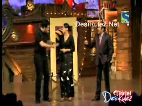 Comedy Circus Kapil And Sudesh As Daya And Acp Pradyuman-ii video