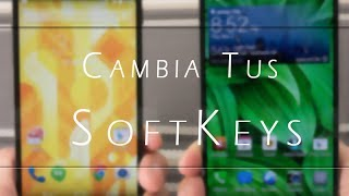 [TUTORIAL] Cambia tus iconos de Softkeys ROOT ANDROID 2014 // TECHDROID