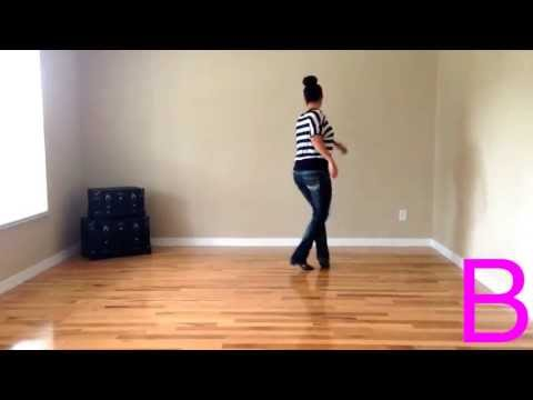 Feel This Moment Line Dance video